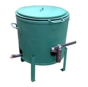 Bitumen Boilers & Emulsion Sprayers