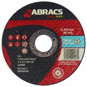 Carbon, Cutting, Grinding & Abrasive Discs