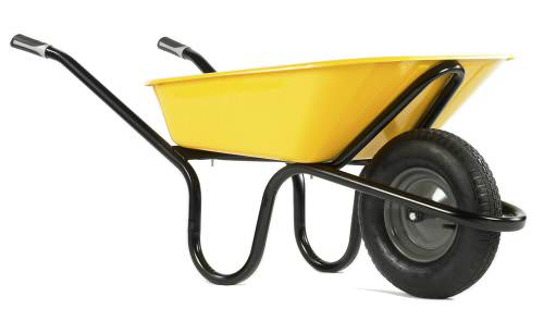 Sack & Wheelbarrows