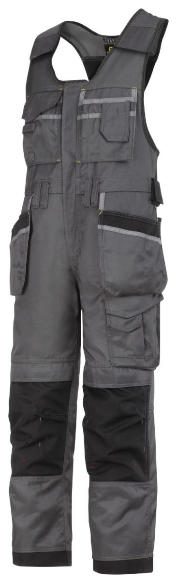 Snickers 0212 Craftsmen DuraTwill One-Piece Holster Pocket Trousers
