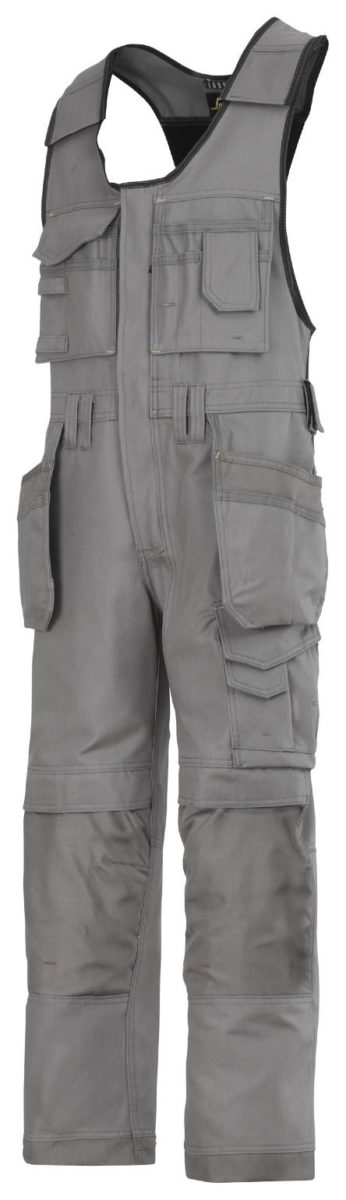 Snickers 0214 Craftsmen One-piece Holster Pocket Trousers, Canvas+