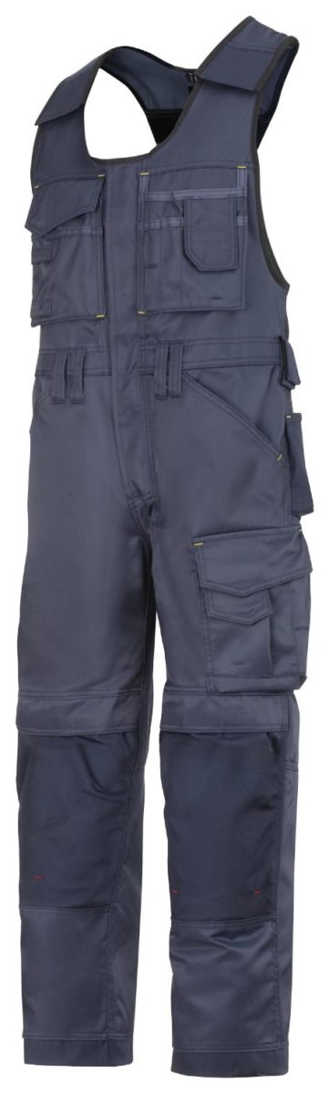 Snickers 0312 Craftsmen One-piece Trousers, DuraTwill
