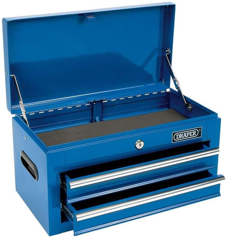 Draper 2 Drawer Tool Chest/Tool Box 03243