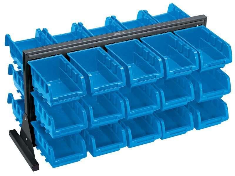 Draper 30 Bin Surface Mounted Storage Unit 07619