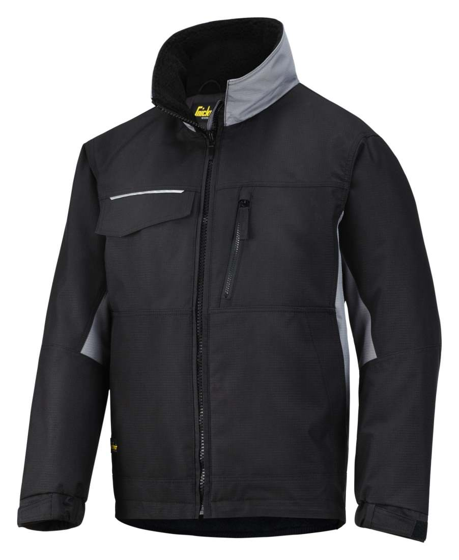 Snickers 1128 Craftsmen's Rip-Stop Winter Jacket, Rip-stop