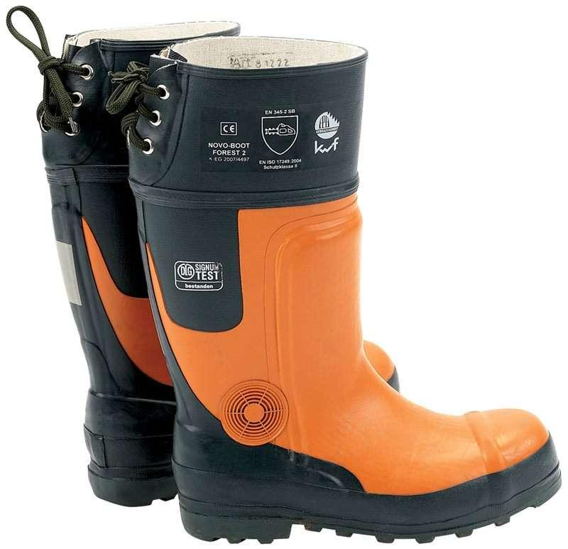 Draper Chainsaw Boots