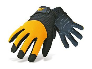 CAT 12215 Padded Palm Utility Glove