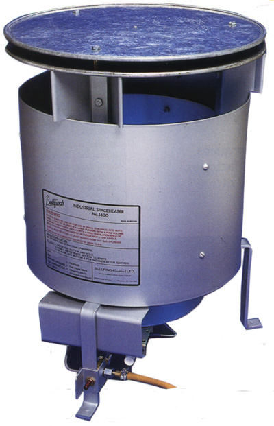 Bullfinch Industrial Space Heater (Base Unit)