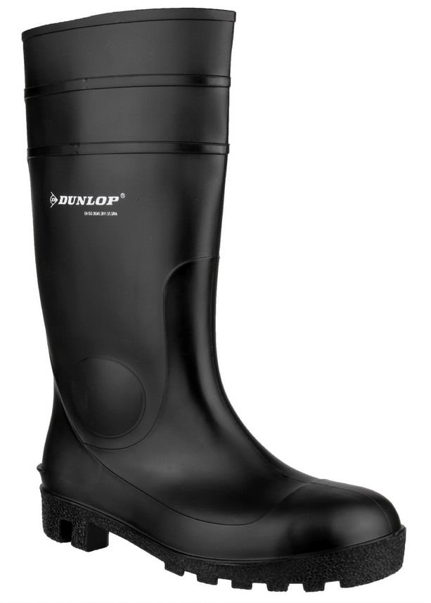 Dunlop 142PP Safety Wellington Boot
