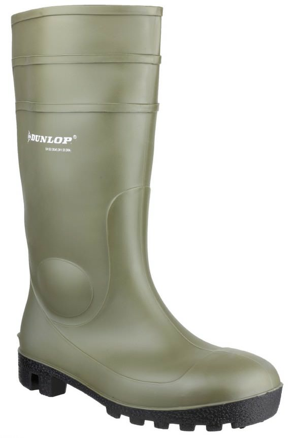 Dunlop 142VP Safety Wellington Boot