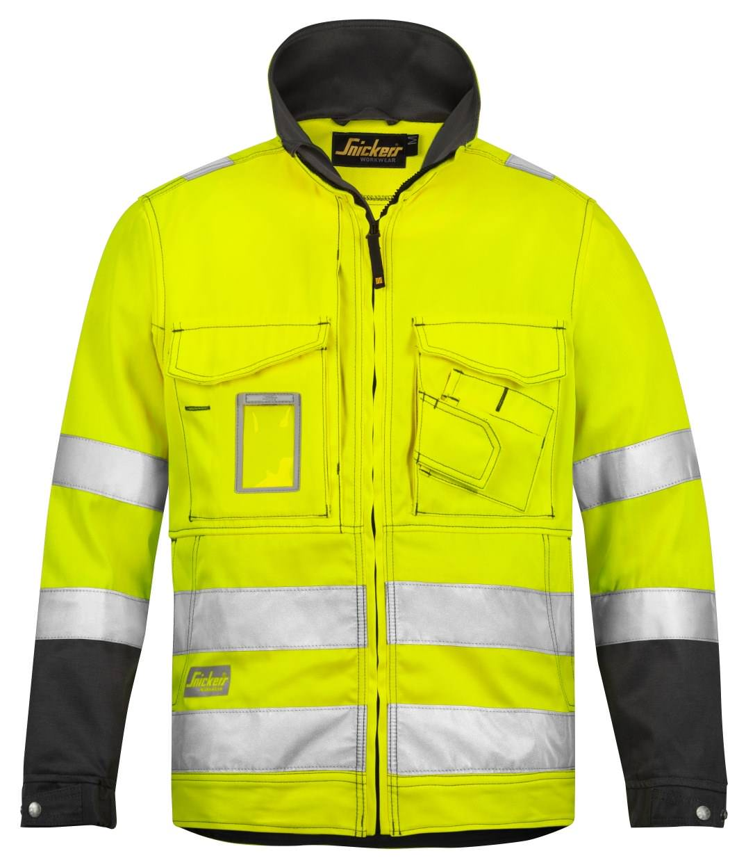 Snickers 1633 High-Vis Jacket, Class 3