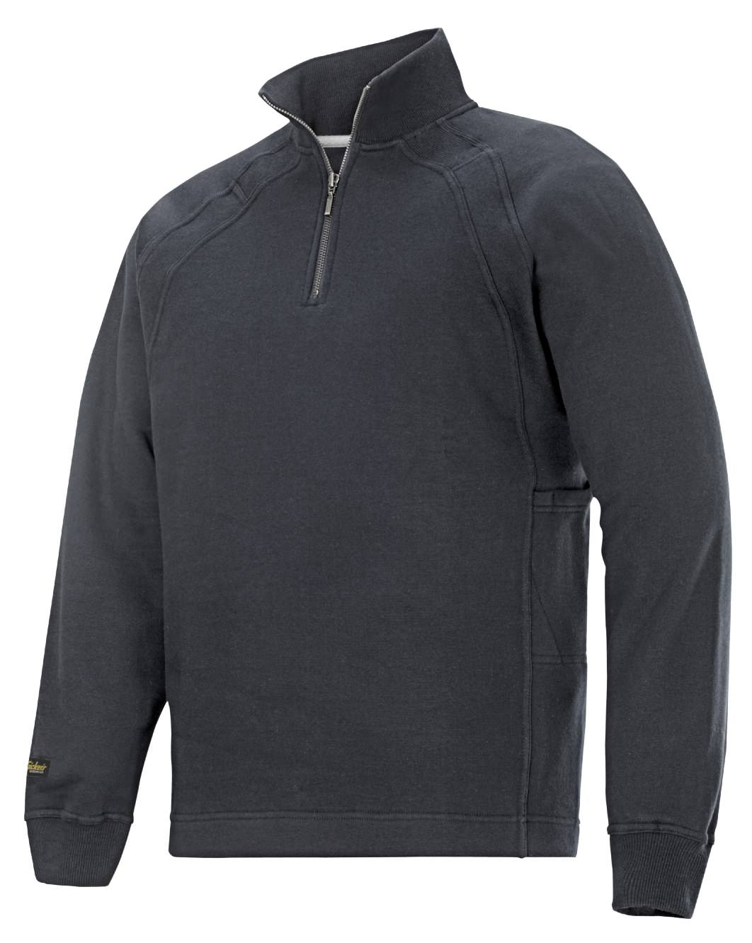 Snickers 2813 ½ Zip Sweatshirt with MultiPockets