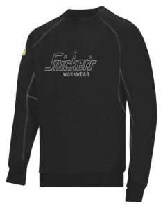Snickers 2820 Logo Sweatshirt