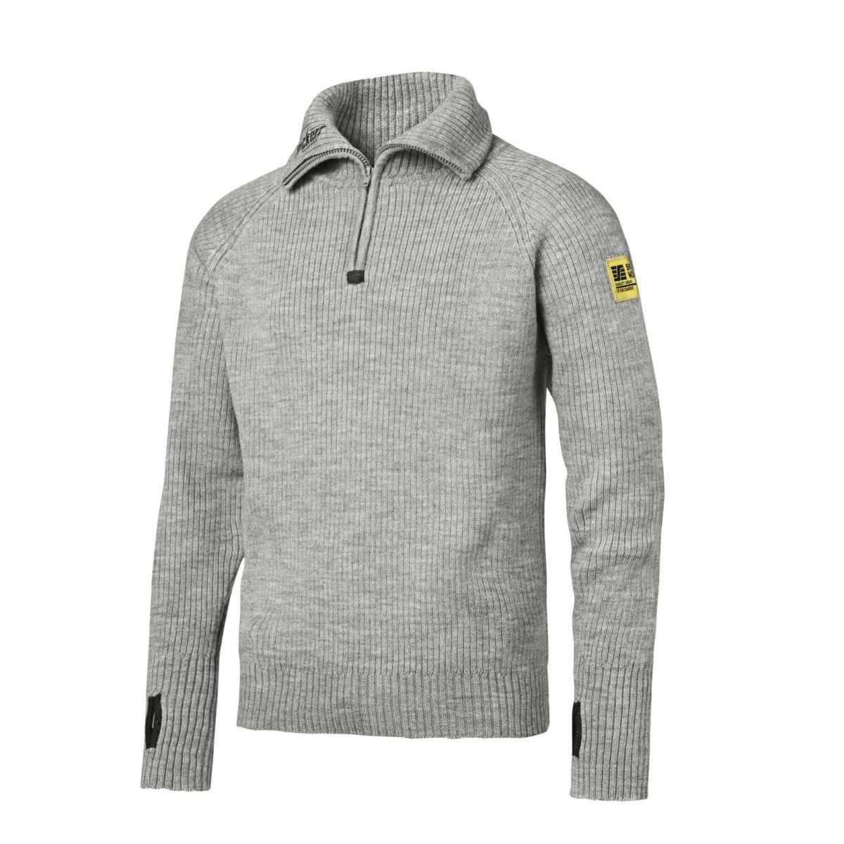 Snickers 2905 ½-Zip Wool Sweater