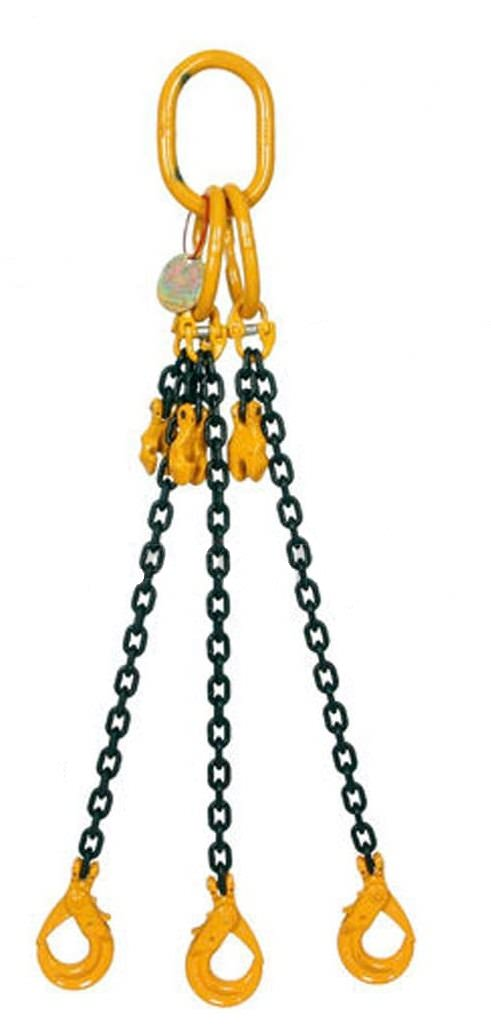 7mm 3 Leg Lifting Chain