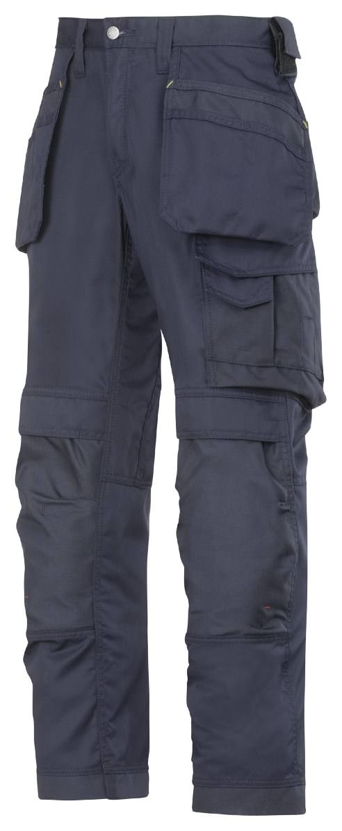 Snickers 3211 CoolTwill Craftsmen Holster Pocket Trousers