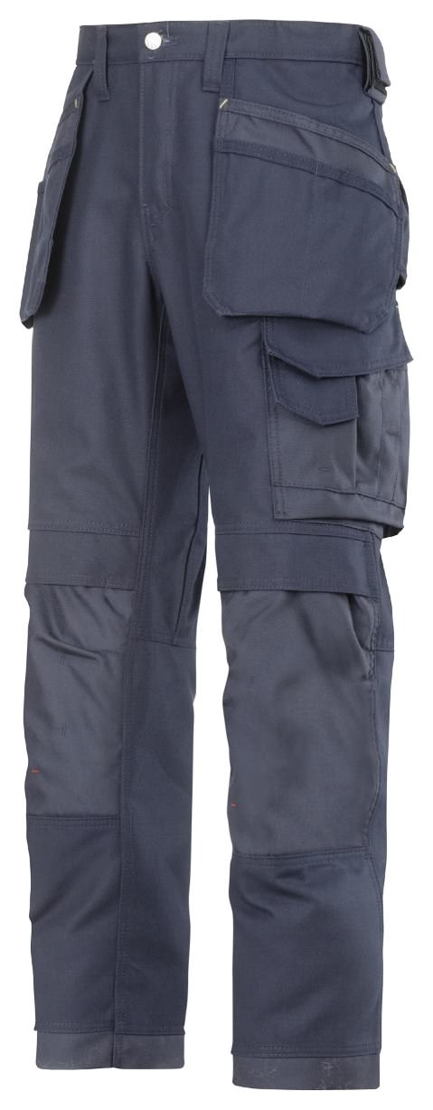 Snickers 3214 Canvas+ Craftsmen Holster Pocket Trousers