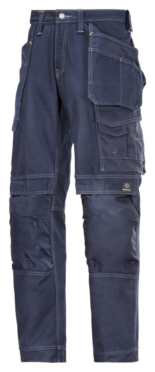 Snickers 3215 Comfort Cotton Craftsmen Holster Pocket Trousers