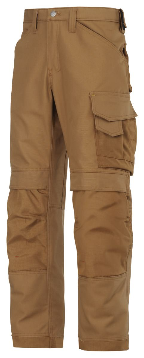 Snickers 3314 Canvas+ Craftsmen Trousers