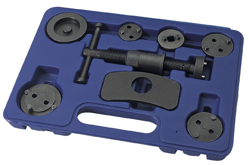 Draper 8 Piece Brake Piston Wind Back Tool Kit