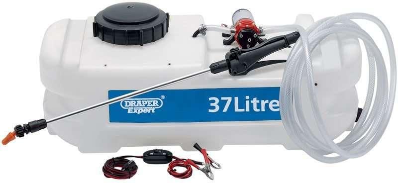 Draper 37L 12V DC ATV Spot Sprayer