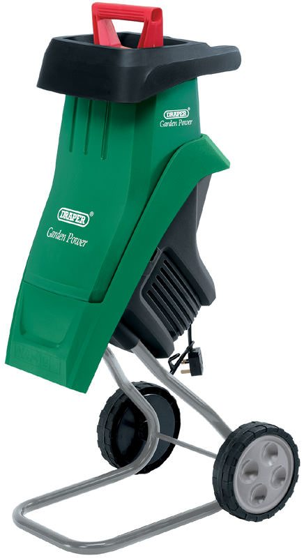 Draper 2400W 230V Garden Shredder
