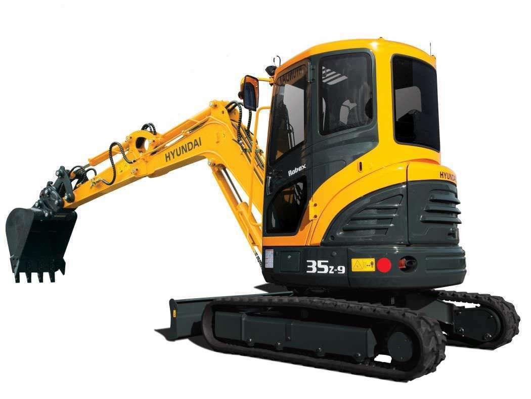 3.5 Tonne Excavator