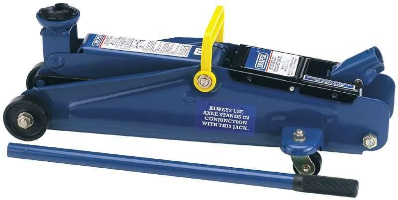 Draper 2 Tonne Light Duty Trolley Jack
