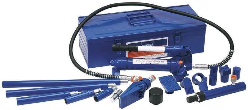 Draper 4 Tonne Hydraulic Body Repair Kit