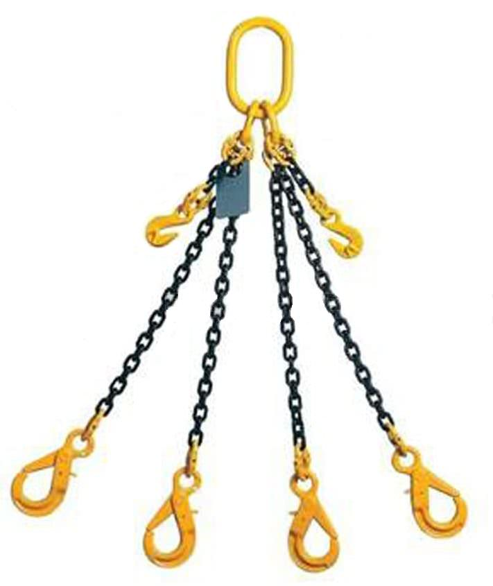 7mm 4 Leg Lifting Chain