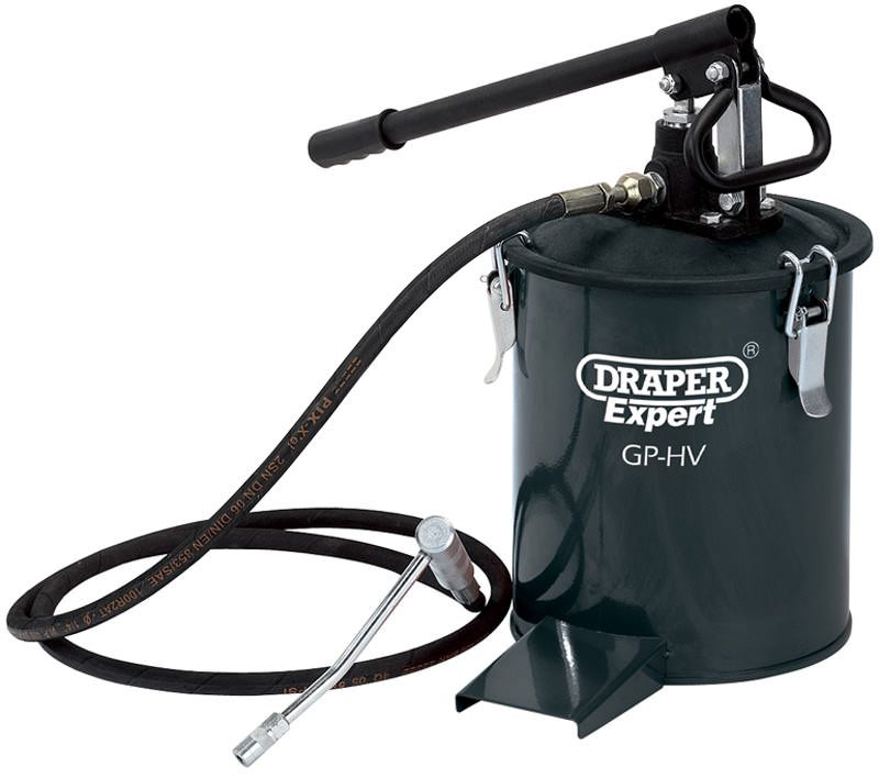 Draper High Volume Hand Grease Pump