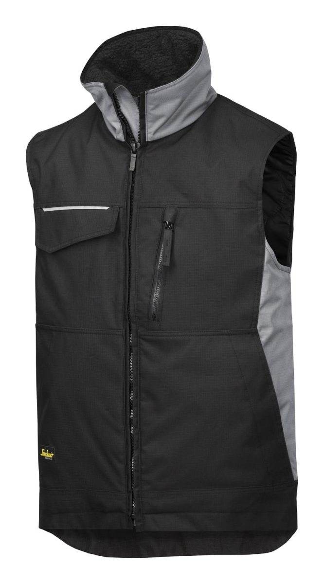 Snickers 4528 Cratfsmen's Rip-Stop Winter Vest