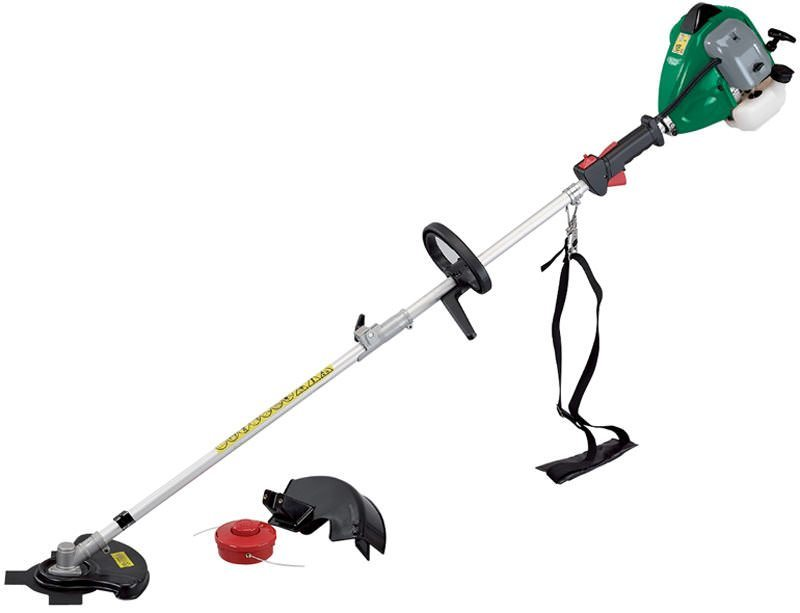 Draper 30cc Petrol Brush Cutter and Line Trimmer