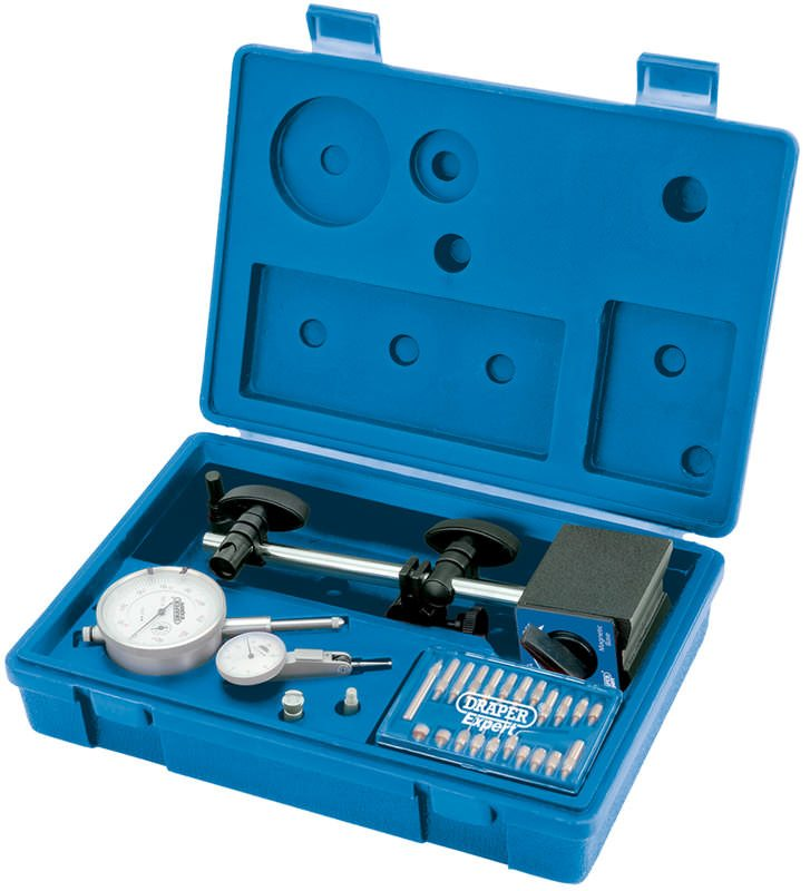 Draper Metric Dial Test Indicator Kit