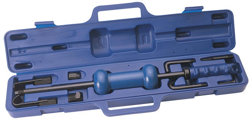 Draper 10 Piece Slide Hammer Kit