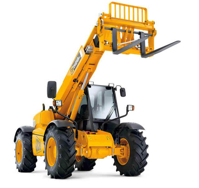 7m Telescopic Forklift