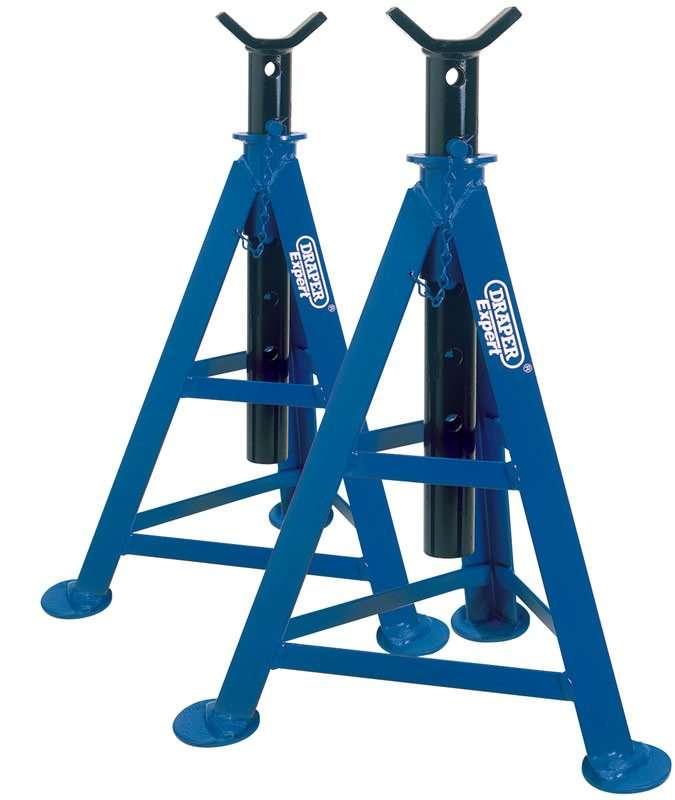 Draper 6 Tonne Axle Stands (Pair)