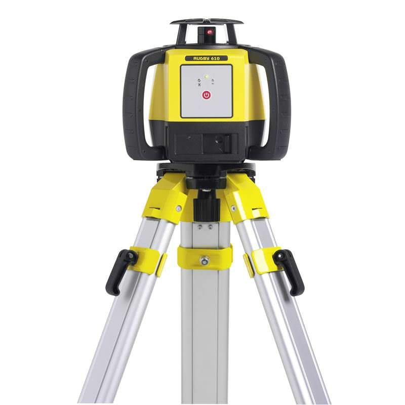 Laser Level with Staff, Tripod & Rod Eye
