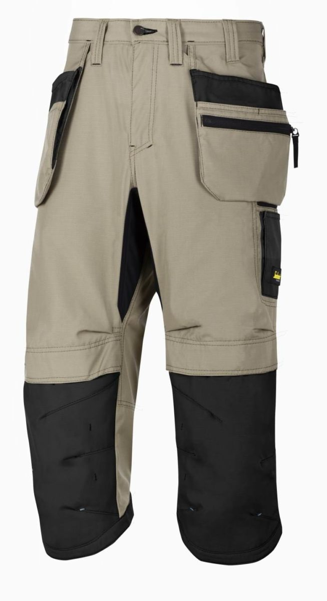 Snickers 6103 LiteWork, 37.5® Work Pirate Trousers+ Holster Pockets