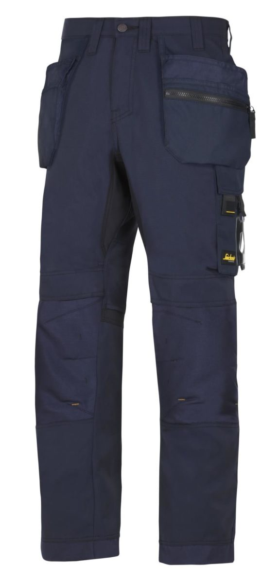 Snickers 6200 AllroundWork, Work Trousers+ Holster Pockets