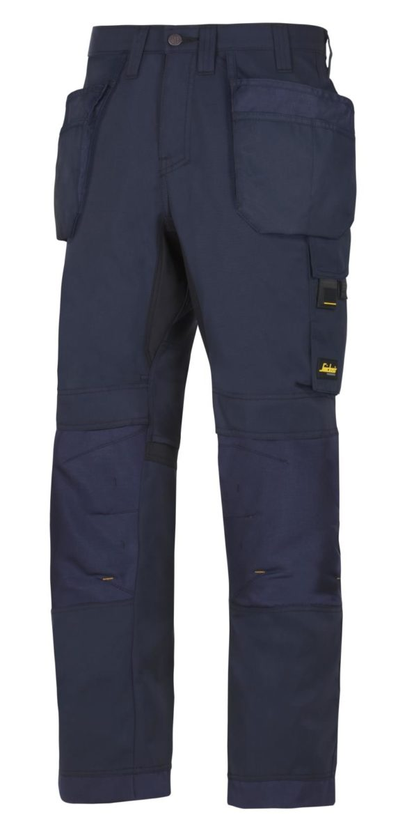 Snickers 6201 AllroundWork, Work Trousers Holster Pockets