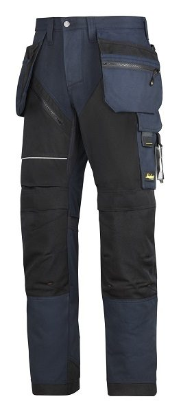 Snickers 6202 RuffWork Holster Pocket Work Trousers+
