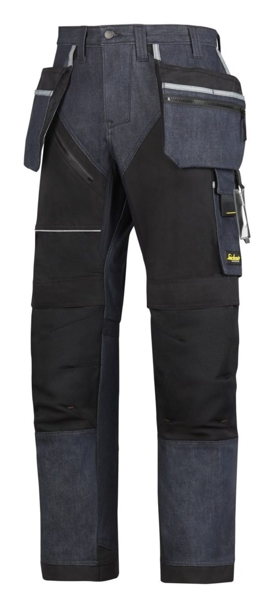 Snickers 6204 RuffWork Denim, Holster Pocket Trousers+