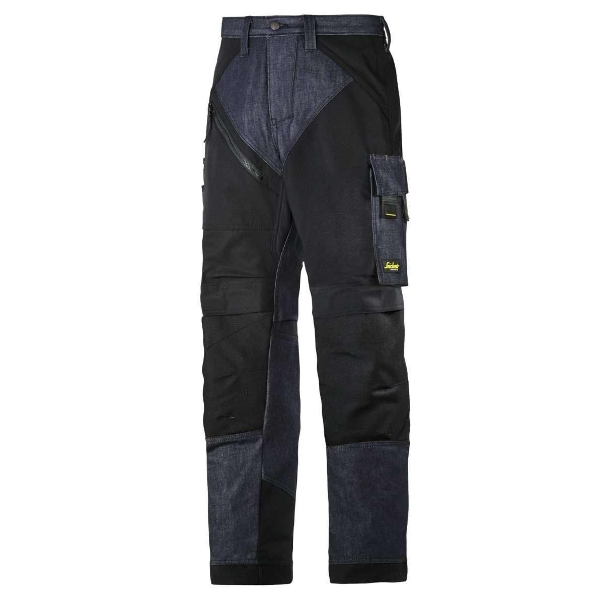 Snickers 6305 RuffWork Denim Work Trousers
