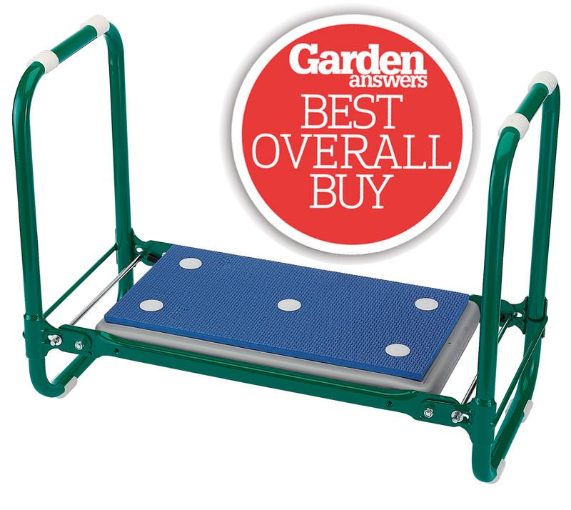 Draper Folding Metal Framed Gardening Seat or Kneeler