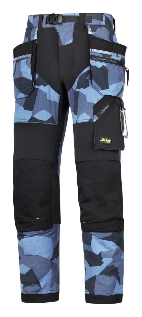 Snickers 6902 FlexiWork Holster Pocket Trousers+