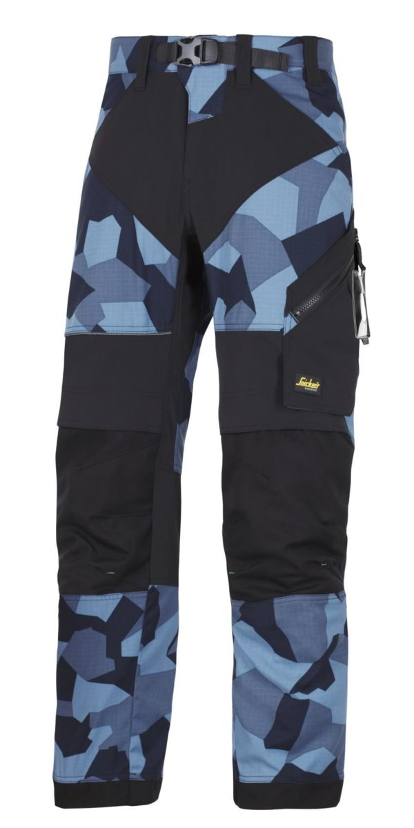 Snickers 6903 FlexiWork, Work Trousers+