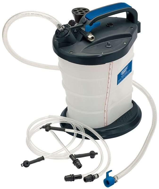 Draper Pneumatic Brake Fluid Extractor