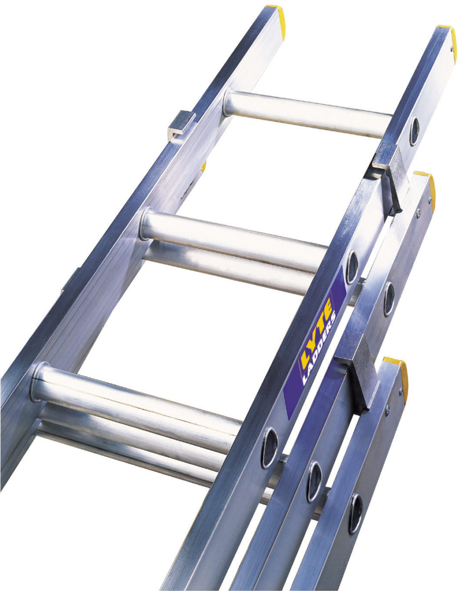 Lyte Trade ELT3 Triple Extension Ladder