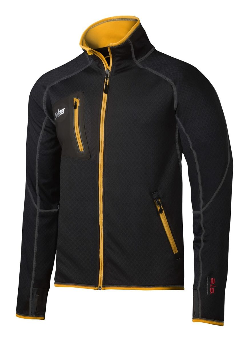 Snickers 8015 Body Mapping A.I.S. Fleece Jacket